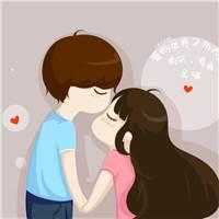 爱的世界不用太复杂,有你,有我足够!#情侣#二次元#手绘